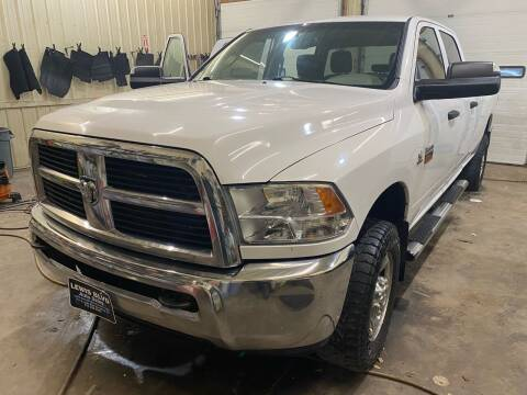 2012 RAM Ram Pickup 2500 for sale at Lewis Blvd Auto Sales in Sioux City IA
