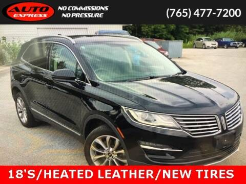 2018 Lincoln MKC for sale at Auto Express in Lafayette IN