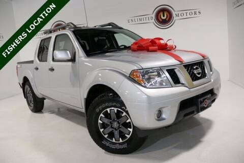 2018 Nissan Frontier for sale at Unlimited Motors in Fishers IN