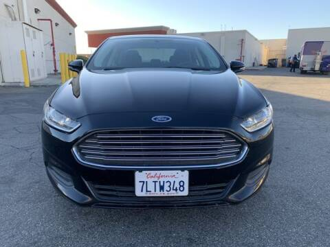 2016 Ford Fusion for sale at Hunter's Auto Inc in North Hollywood CA