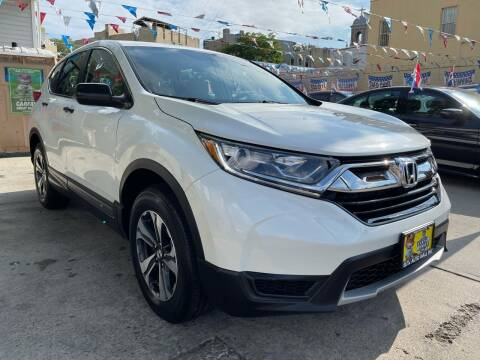 2018 Honda CR-V for sale at Elite Automall Inc in Ridgewood NY