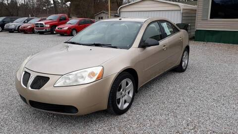 2007 Pontiac G6 for sale at Space & Rocket Auto Sales in Hazel Green AL