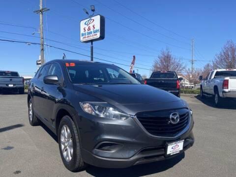 2015 Mazda CX-9 for sale at S&S Best Auto Sales LLC in Auburn WA