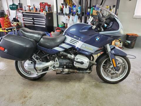 2004 BMW 1150 RS for sale at Drive Motor Sales in Ionia MI