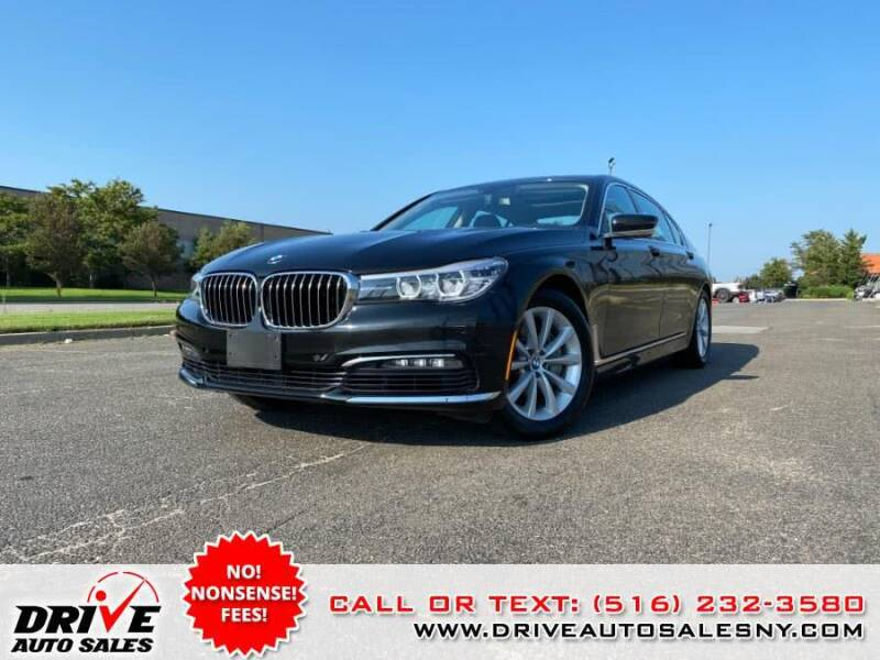 2018 BMW 7 Series for sale in Bay Shore, NY