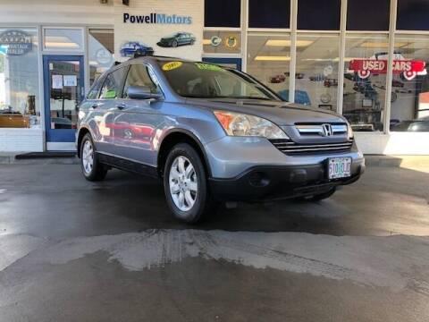 2007 Honda CR-V for sale at Powell Motors Inc in Portland OR