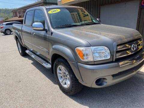 2005 Toyota Tundra for sale at Worldwide Auto Group LLC in Monroeville PA