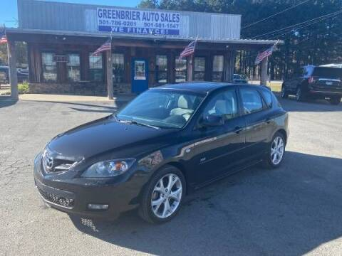 2008 Mazda MAZDA3 for sale at Greenbrier Auto Sales in Greenbrier AR