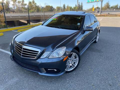 2010 Mercedes-Benz E-Class for sale at Bay Auto Exchange in San Jose CA