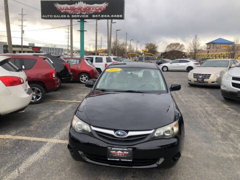 2011 Subaru Impreza for sale at Washington Auto Group in Waukegan IL