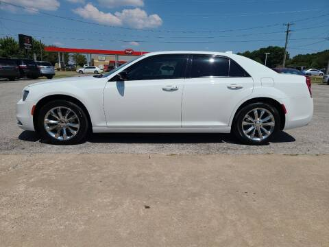 2018 Chrysler 300 for sale at Smooth Solutions 2 LLC in Springdale AR