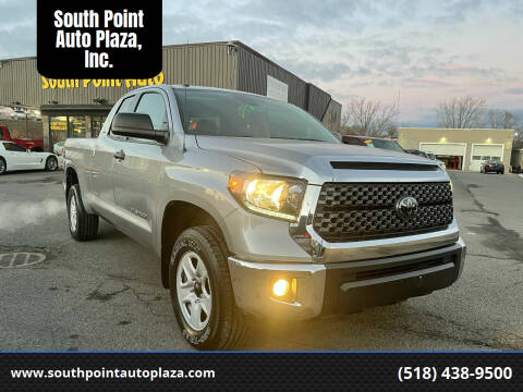 2019 Toyota Tundra for sale at South Point Auto Plaza, Inc. in Albany NY