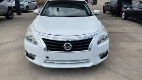 2014 Nissan Altima for sale at Auto Limits in Irving TX