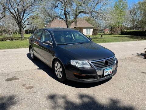 2006 Volkswagen Passat for sale at CARWIN MOTORS in Katy TX