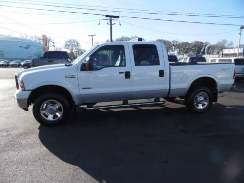 2005 Ford F-350 Super Duty for sale at Surfside Auto Company in Norfolk VA
