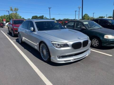 2012 BMW 7 Series for sale at Southern Auto Solutions - Honda Carland in Marietta GA