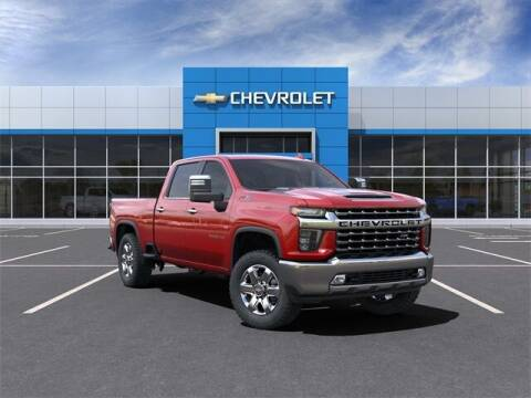 2021 Chevrolet Silverado 2500HD for sale at Bob Clapper Automotive, Inc in Janesville WI