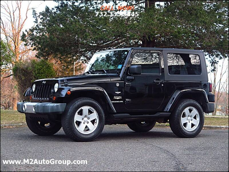 2008 Jeep Wrangler for sale at M2 Auto Group Llc. EAST BRUNSWICK in East Brunswick NJ