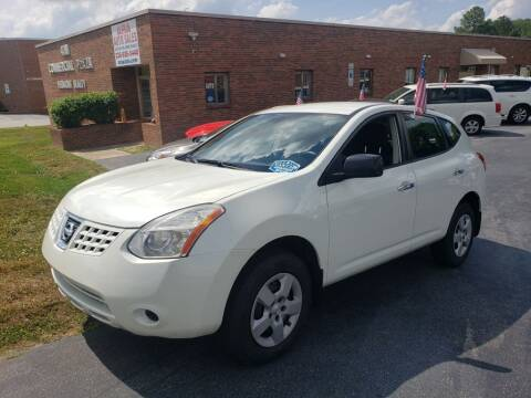 2010 Nissan Rogue for sale at ARA Auto Sales in Winston-Salem NC