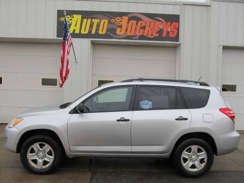 2009 Toyota RAV4 for sale at AUTO JOCKEYS LLC in Merrill WI