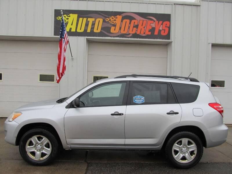 2009 Toyota RAV4 for sale at AUTO JOCKEYS LLC in Merrill WI