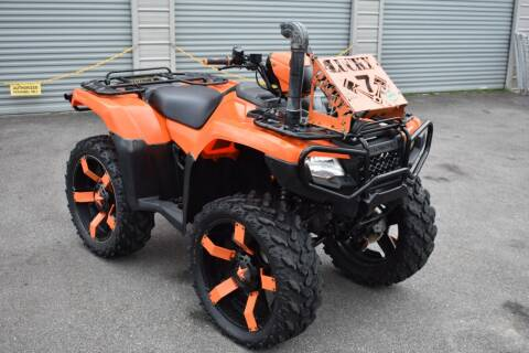 2018 Honda TRX500 RUBICON for sale at Mix Autos in Orlando FL