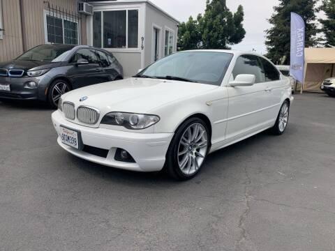 2004 BMW 3 Series for sale at Ronnie Motors LLC in San Jose CA