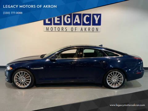 2013 Jaguar XJ for sale at LEGACY MOTORS OF AKRON in Akron OH