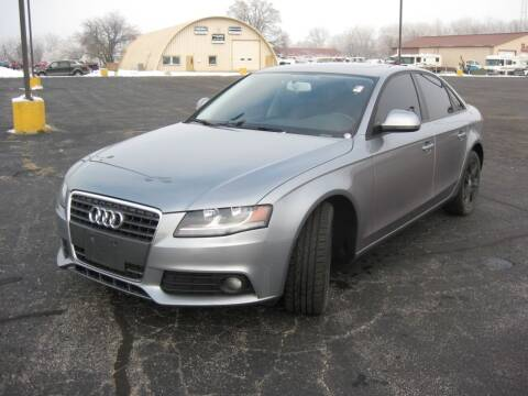 2009 Audi A4 for sale at Pre-Owned Imports in Pekin IL