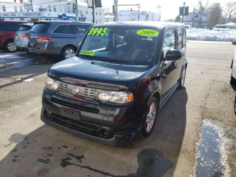 2009 Nissan cube for sale at TC Auto Repair and Sales Inc in Abington MA