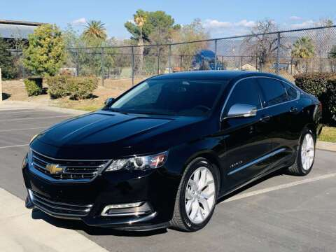 2015 Chevrolet Impala for sale at CARLIFORNIA AUTO WHOLESALE in San Bernardino CA