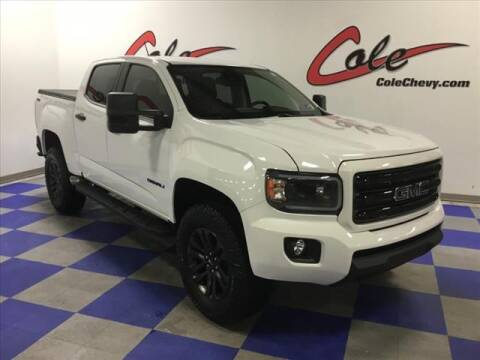 2020 GMC Canyon for sale at Cole Chevy Pre-Owned in Bluefield WV