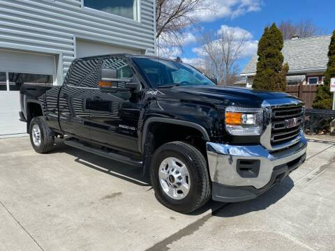 2018 GMC Sierra 2500HD for sale at The Car Store Inc in Albany NY