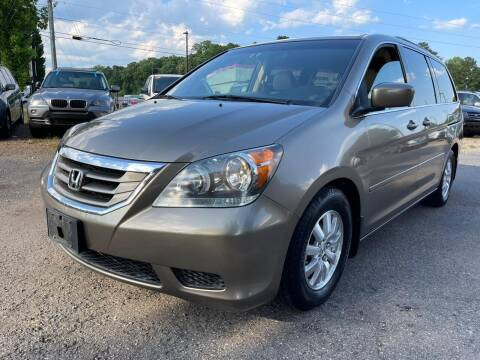 2009 Honda Odyssey for sale at Atlantic Auto Sales in Garner NC