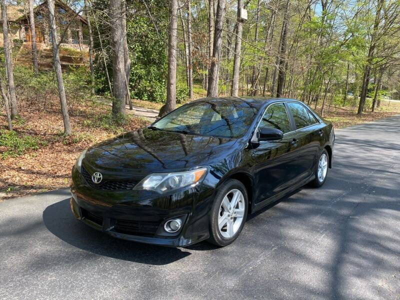 2012 Toyota Camry for sale at US 1 Auto Sales in Graniteville SC