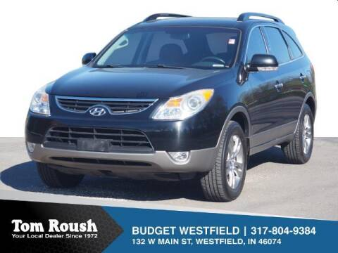 2012 Hyundai Veracruz for sale at Tom Roush Budget Westfield in Westfield IN