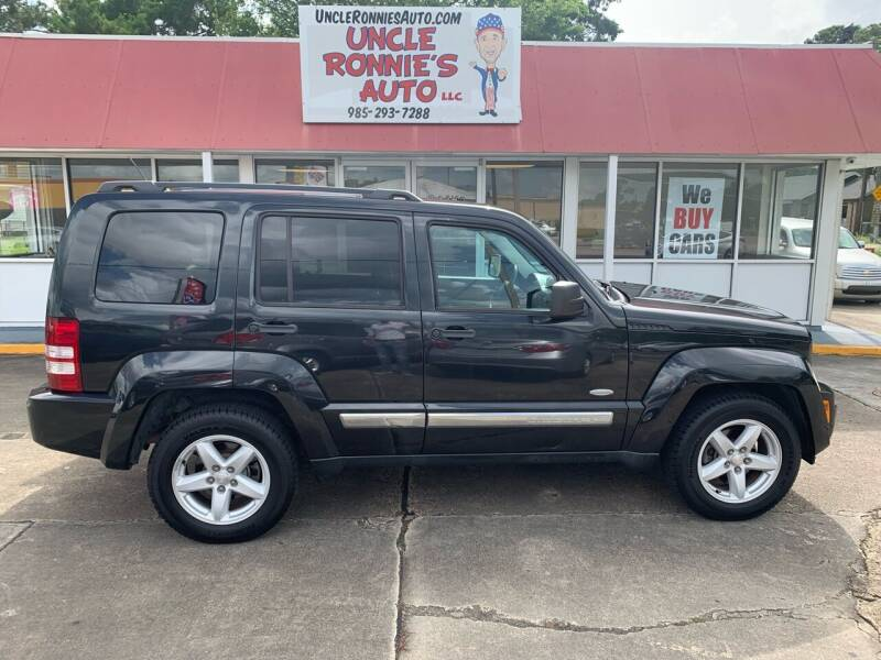 2012 Jeep Liberty for sale at Uncle Ronnie's Auto LLC in Houma LA