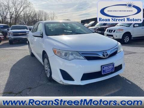 2012 Toyota Camry for sale at PARKWAY AUTO SALES OF BRISTOL - Roan Street Motors in Johnson City TN
