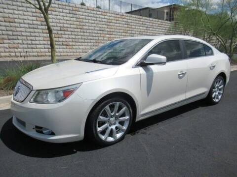 2012 Buick LaCrosse for sale at Autos by Jeff Tempe in Tempe AZ
