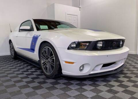 2010 Ford Mustang for sale at Sunset Auto Wholesale in Tacoma WA