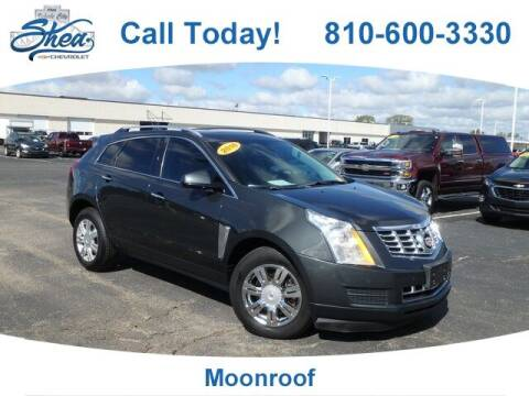 2016 Cadillac SRX for sale at Erick's Used Car Factory in Flint MI