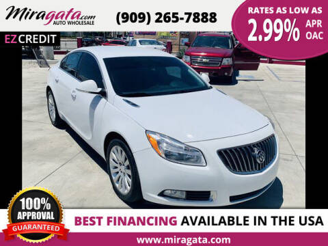 2012 Buick Regal for sale at Miragata Auto in Bloomington CA