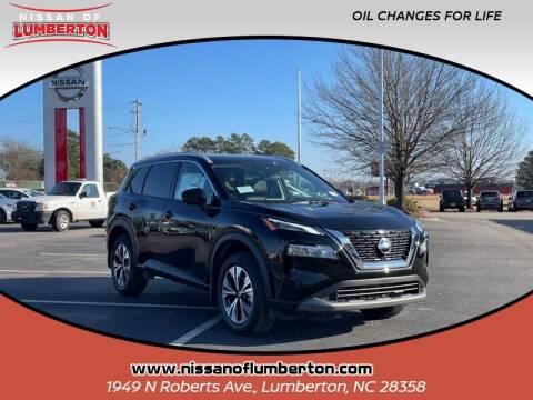 2021 Nissan Rogue for sale at Nissan of Lumberton in Lumberton NC