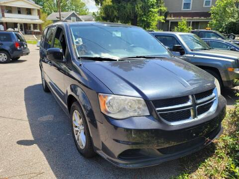 2014 Dodge Grand Caravan for sale at Cincinnati Auto Haus in Cincinnati OH