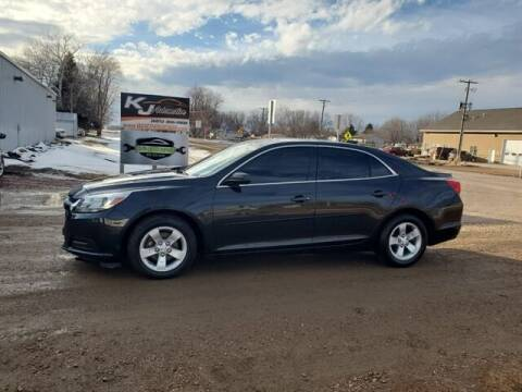 2015 Chevrolet Malibu for sale at KJ Automotive in Worthing SD