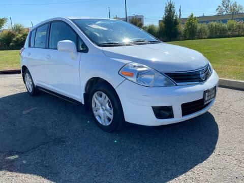 2012 Nissan Versa for sale at Pristine Auto Group in Bloomfield NJ