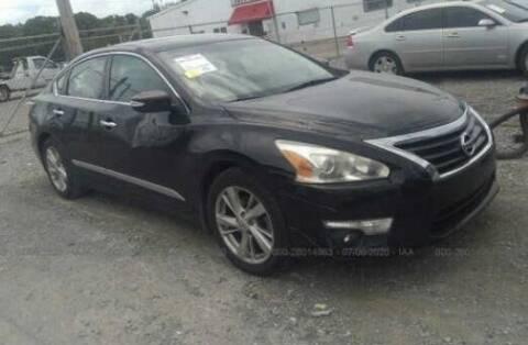 2014 Nissan Altima for sale at JacksonvilleMotorMall.com in Jacksonville FL