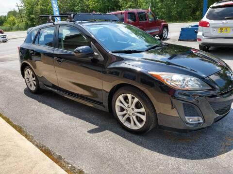 2011 Mazda MAZDA3 for sale at 100 Motors in Bechtelsville PA