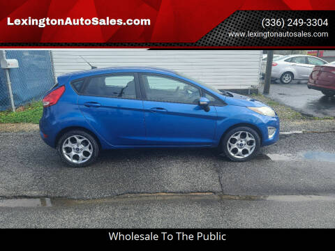 2011 Ford Fiesta for sale at LexingtonAutoSales.com in Lexington NC