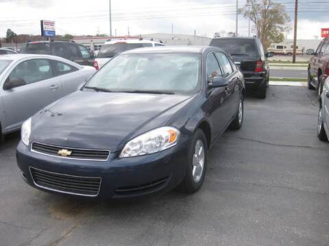 2008 Chevrolet Impala for sale at All State Auto Sales, INC in Kentwood MI